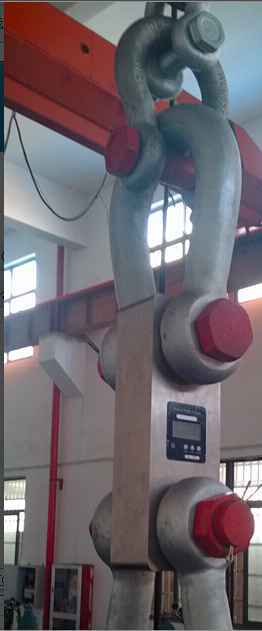 测推力的拉力计FA-R-150吨.高速度曲线捕捉全测试过程