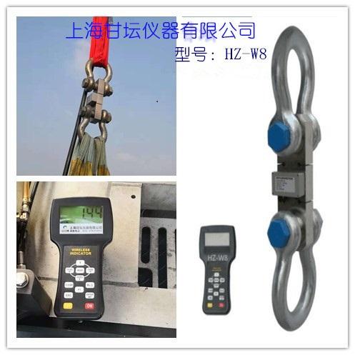 防海水水腐蚀测力计HZ-W8-100t、大吨位拉力仪器